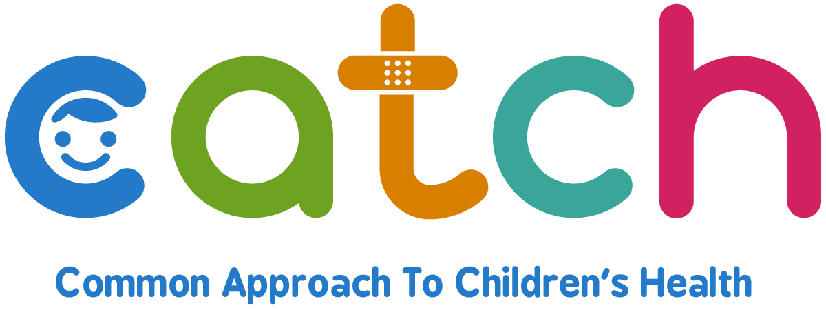 Image result for catch - common approach to children's health